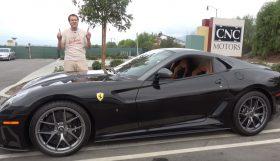 ferrari 1 280x161 Doug DeMuro explora o incrível Ferrari 599 GTO