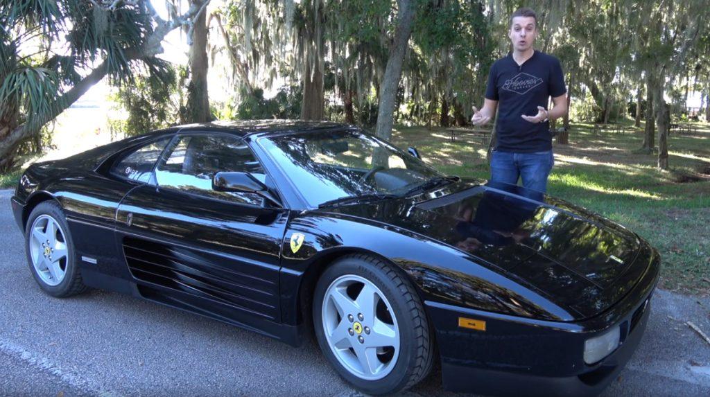 ferrari 1024x573 O Ferrari 348 mais barato dos USA com quase 160.000 kms