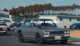 gtr 280x161 A Nissan celebra os 50 anos do modelo GT R
