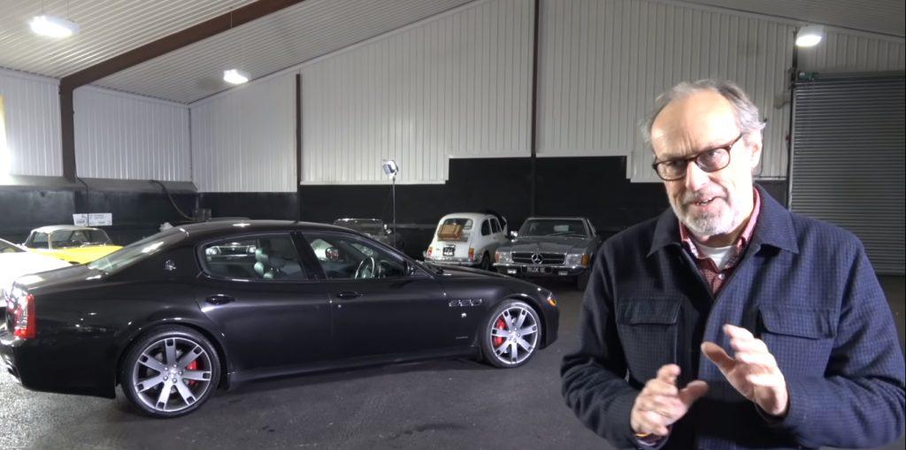 maserati 1024x509 Maserati Quattroporte 4.7 V8 Sport GTS – Uma berlina recheada de carácter