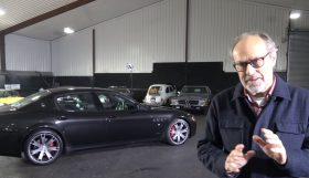 maserati 280x161 Maserati Quattroporte 4.7 V8 Sport GTS – Uma berlina recheada de carácter