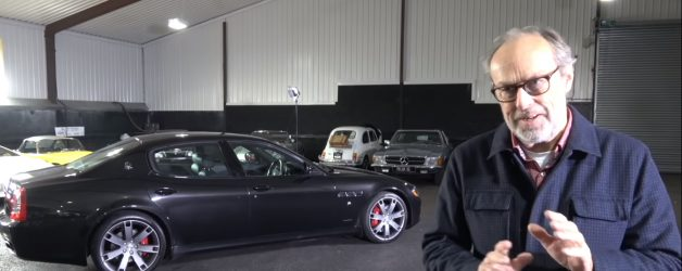 maserati 628x250 Maserati Quattroporte 4.7 V8 Sport GTS – Uma berlina recheada de carácter