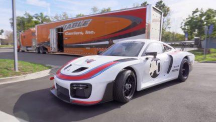 935 430x244 Manny Khoshbin recebe o seu incrível Porsche 935