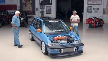 bisi 430x244 Honda Civic Wagon com 1000 cavalos de potência