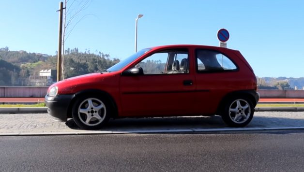 corsa22 628x356 Um Opel Corsa B com motor 2.2 DTi vitaminado