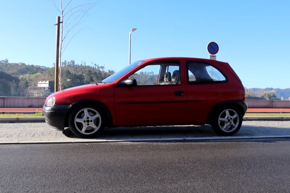 corsa22 Um Opel Corsa B com motor 2.2 DTi vitaminado