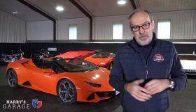 lambo1 280x161 Lamborghini Huracan Spyder EVO em destaque no canal Harry´s Garage
