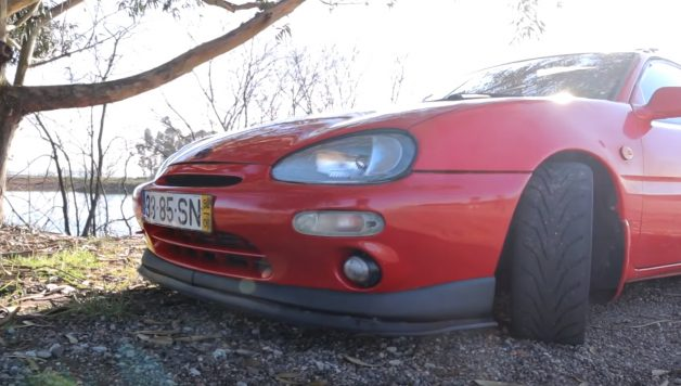 mx3 628x356 O pequeno desportivo Mazda MX 3 V6 no canal Sobre Rodas PT