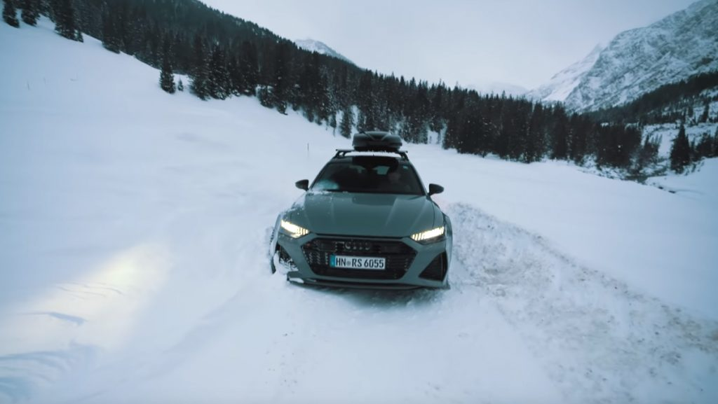 rs6 1024x577 Cars With Luke num vlog nos Alpes com a nova Audi RS6