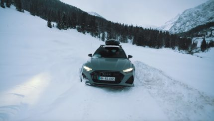 rs6 430x244 Cars With Luke num vlog nos Alpes com a nova Audi RS6