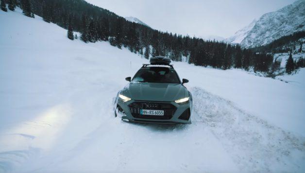 rs6 628x356 Cars With Luke num vlog nos Alpes com a nova Audi RS6