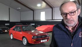 audi 280x161 O incrível Audi Sport Quattro no canal Harry´s Garage