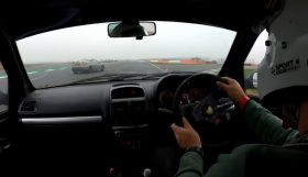 drift 280x161 Renault Clio Sport 172 contra Toyota Celica TS a fundo num trackday