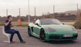 porsche gts 280x161 Henry Catchpole testa o novo Porsche Boxster GTS 4.0 em Portugal