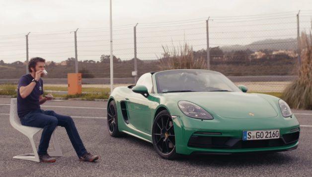 porsche gts 628x356 Henry Catchpole testa o novo Porsche Boxster GTS 4.0 em Portugal