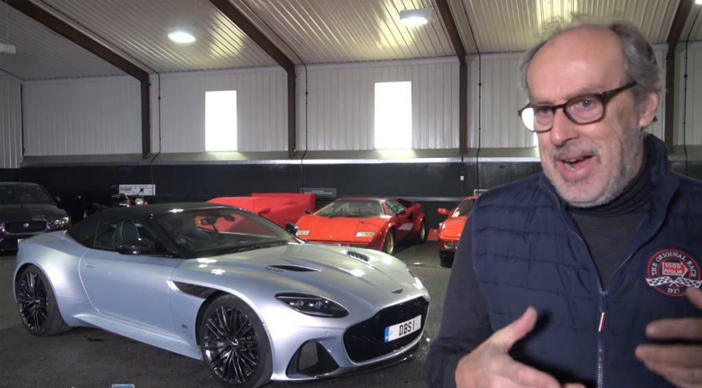 aston 1024x567 Aston Martin DBS Superleggera Volante – Um descapotável capaz de alcançar os 340 km/h