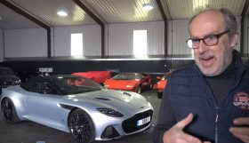 aston 280x161 Aston Martin DBS Superleggera Volante – Um descapotável capaz de alcançar os 340 km/h