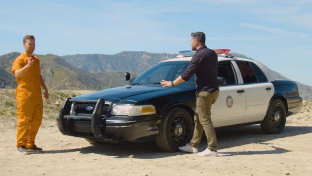 crown vic 628x356 Ford Crown Victoria Police Interceptor – A viatura de polícia mais reconhecível do mundo