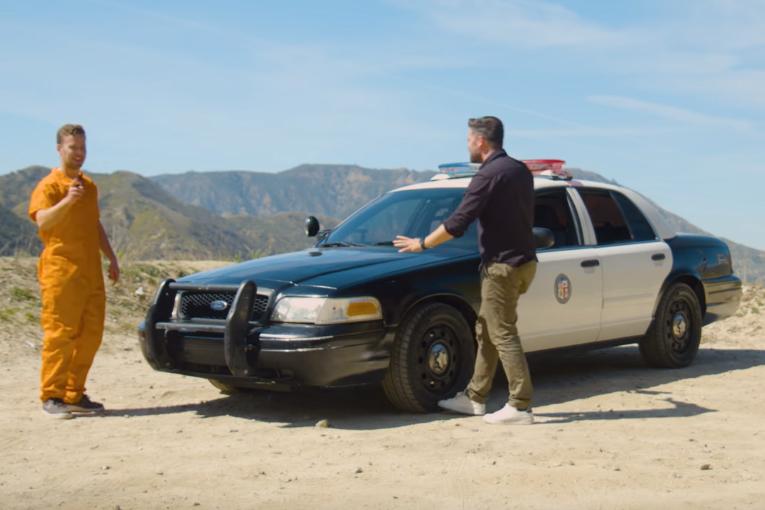 crown vic Ford Crown Victoria Police Interceptor – A viatura de polícia mais reconhecível do mundo