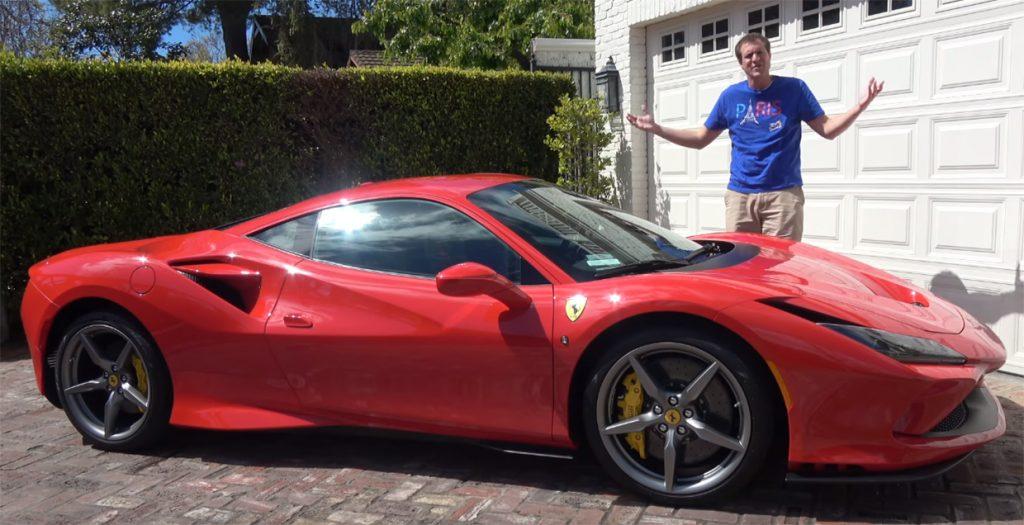 ferrari 1024x525 Doug DeMuro – Ensaio ao Ferrari F8 Tributo