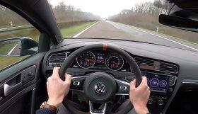 golf 280x161 VW Golf GTI CLUBSPORT preparado com 470 cavalos    A fundo na Autobahn