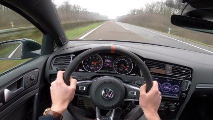 golf 430x244 VW Golf GTI CLUBSPORT preparado com 470 cavalos    A fundo na Autobahn