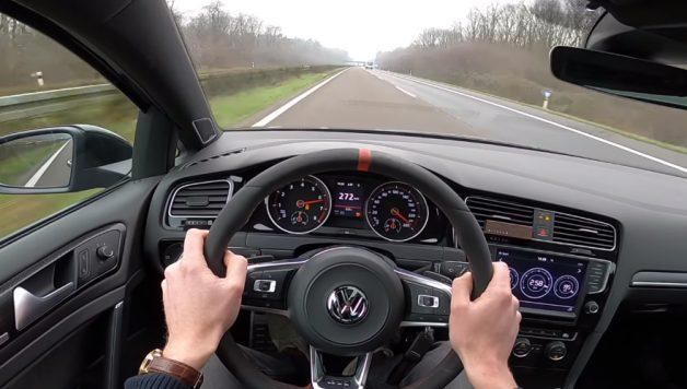 golf 628x356 VW Golf GTI CLUBSPORT preparado com 470 cavalos    A fundo na Autobahn