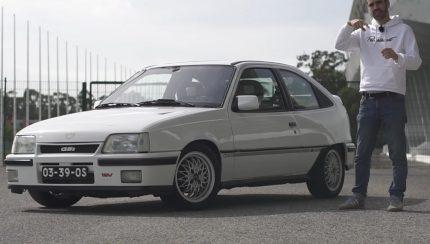 gsi 430x244 Opel Kadett 2.0 GSI 16V – Um desportivo da década de 80