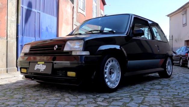 gtt 628x356 Sobre Rodas PT – Um ensaio a um Renault 5 GTT que é uma homenagem sentida