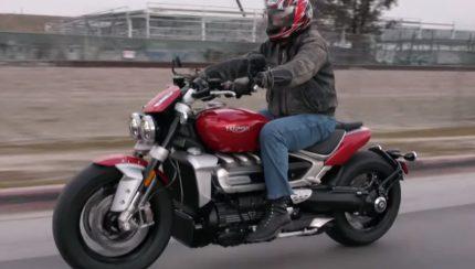 rocket 430x244 Triumph Rocket 3 – Uma moto com motor de 2.5 litros de capacidade
