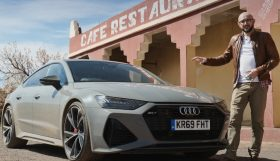 rs7 280x161 Audi RS 7 Sportback – Mais performance e luxo