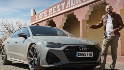 rs7 430x244 Audi RS 7 Sportback – Mais performance e luxo
