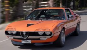 alfa romeo montreal 280x161 Jay Leno´s Garage – O incrível Alfa Romeo Montreal