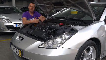 celica 430x244 Mecânica Sobre Rodas – Os conselhos para quem tem o automóvel muito tempo parado