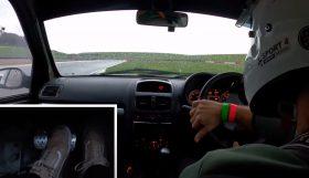 clio rwd 280x161 Camber and Combustion mostra nos como fazer drift num Clio RS