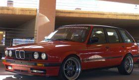 e30 turbo 280x161 BMW E30 Touring – Motor de um Toyota Supra com 500 cavalos de potência