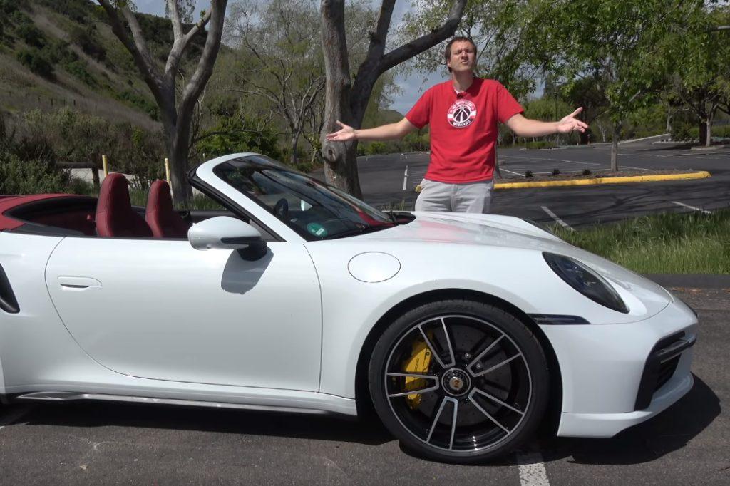 turbos1 1024x682 O novo Porsche 911 Turbo S pelas mãos de Doug DeMuro e Matt Farah