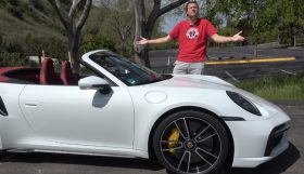 turbos1 280x161 O novo Porsche 911 Turbo S pelas mãos de Doug DeMuro e Matt Farah