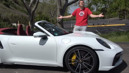 turbos1 430x244 O novo Porsche 911 Turbo S pelas mãos de Doug DeMuro e Matt Farah