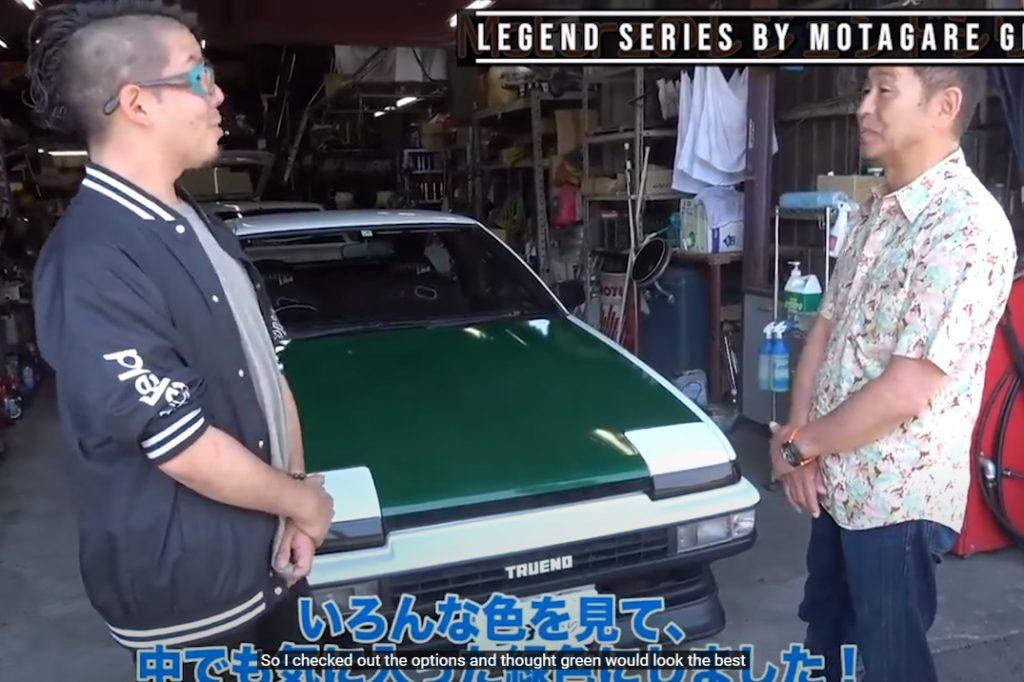 dk 1024x682 Conhecer o Drift King Keiichi Tsuchiya e o seu Toyota Sprinter Trueno