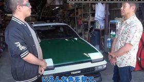 dk 280x161 Conhecer o Drift King Keiichi Tsuchiya e o seu Toyota Sprinter Trueno