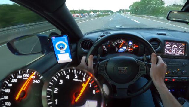 gtr 628x356 Nissan GTR de 1400 cavalos consegue ir dos 100 aos 200 km/h em apenas 3,5 segundos
