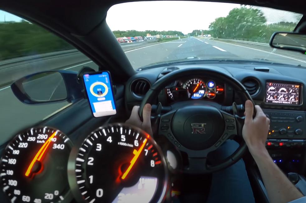 gtr Nissan GTR de 1400 cavalos consegue ir dos 100 aos 200 km/h em apenas 3,5 segundos