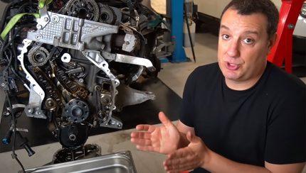 n47 430x244 Mecânica Sobre Rodas – A problemática das correntes de distribuição dos motores BMW N47