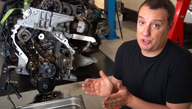 n47 628x356 Mecânica Sobre Rodas – A problemática das correntes de distribuição dos motores BMW N47