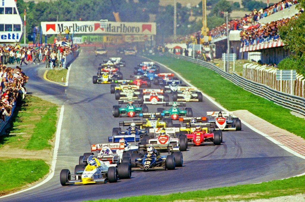portugal 1984 6 1024x681 Os melhores momentos do Grande Prémio de F1 de Portugal em 1984