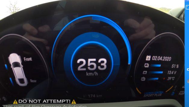 taycan 628x356 Porsche Taycan Turbo S – Um elétrico com performances incríveis