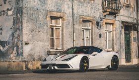 106173431 1447535408763307 6931803235882369744 o 280x161 Ferrari 458 Speciale – Emoções especiais num modelo em constante valorização