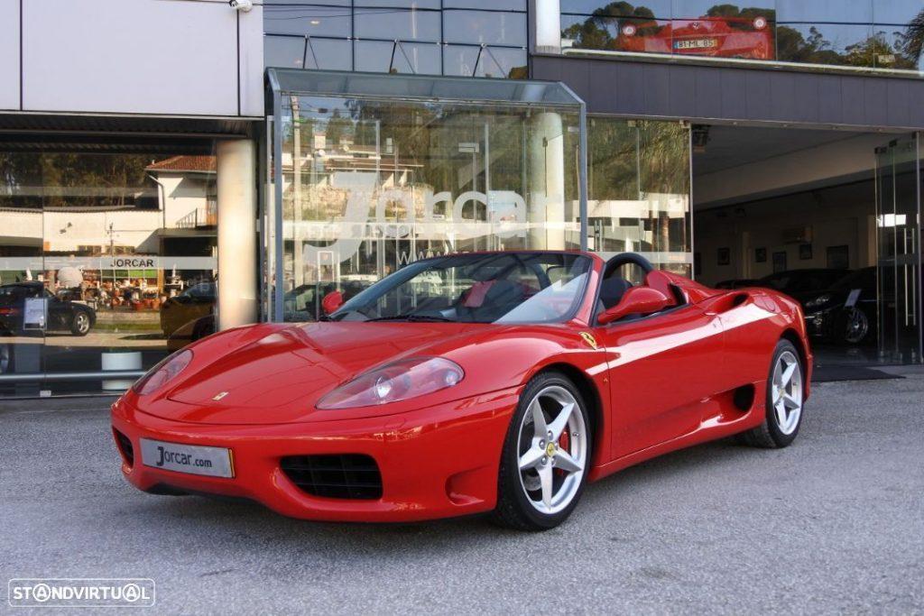 360 1024x683 TOP 10 dos Ferrari mais baratos à venda em Portugal