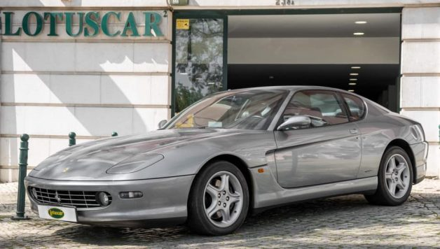 58382362 2280432262020997 3331820733843111936 n 628x356 TOP 10 dos Ferrari mais baratos à venda em Portugal